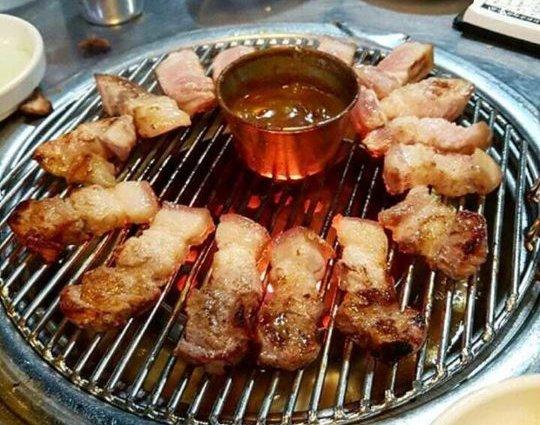 Сало по-корейскі